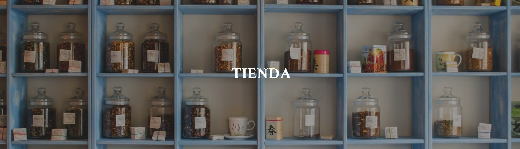 Tienda de Té - PruebaTé