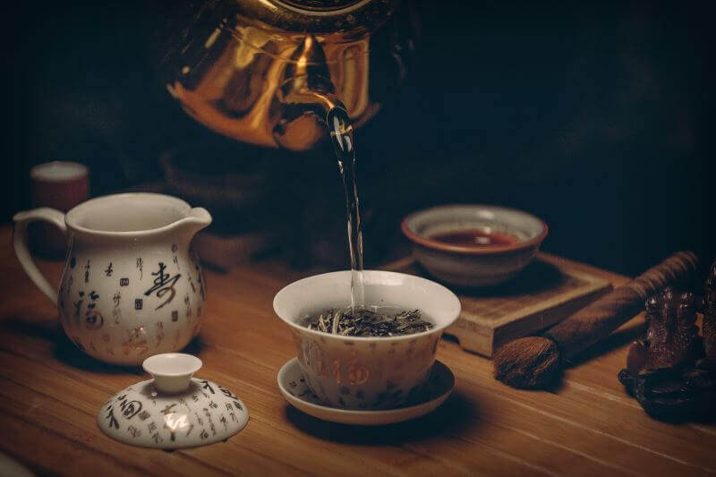 Ceremonia del té PruebaTe