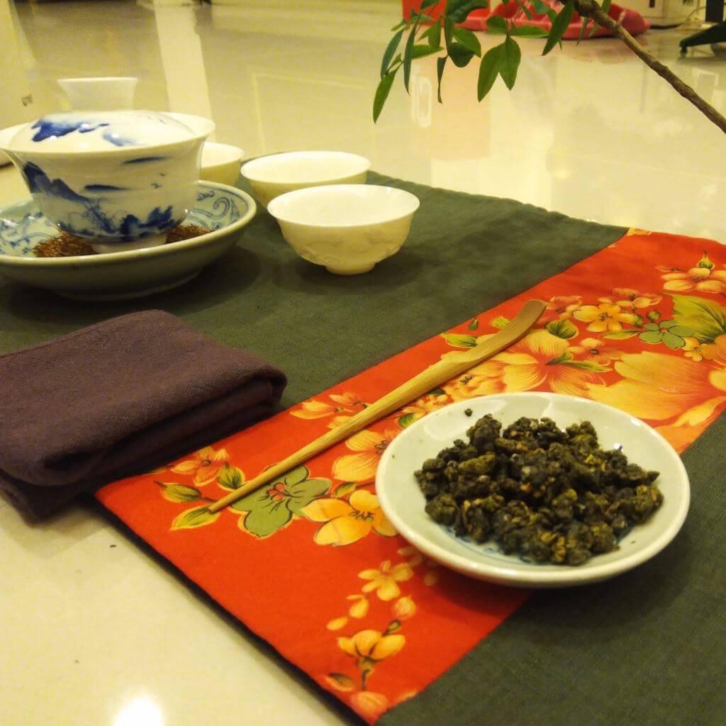 Oolong cremoso jinxuan chaxi Pruebaté