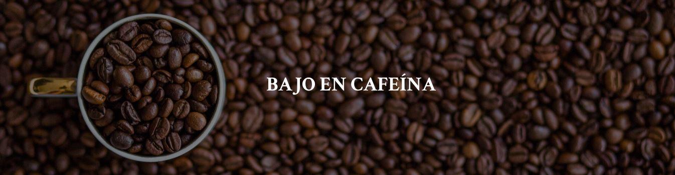 Recomendaciones PruebaTé - Bajo en Cafeína