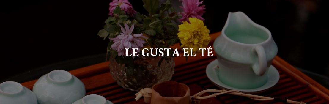 Recomendaciones PruebaTé - Le gusta el té