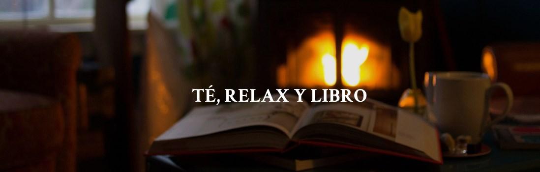 Recomendaciones PruebaTé - Té, relax y libro