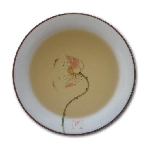 Te de Flores Oolong Aroma de Osmanto Campeón PruebaTé