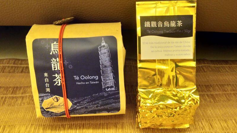 comparativa tieguanyin a granel PruebaTé
