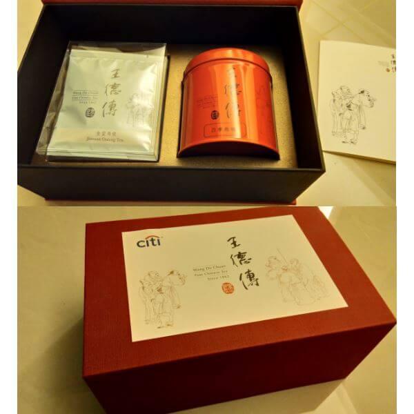 Comparativa de té jinxuan milky oolong, caja regalo PruebaTé