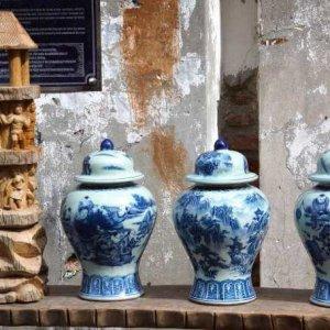 envejecer y conservar té jarras de pocelana PruebaTé