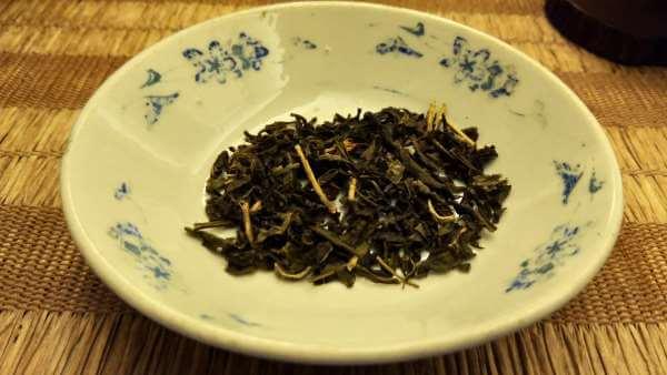 envejecer y conservar té verde de jazmín aromatizado PruebaTé