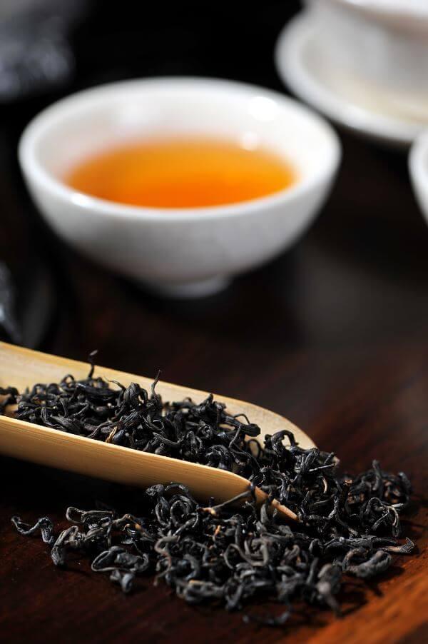 Clase de cata: tipos de té rojo de China