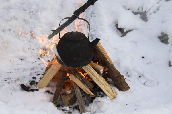 Agua, la madre del té hervir agua y fuego PruebaTé
