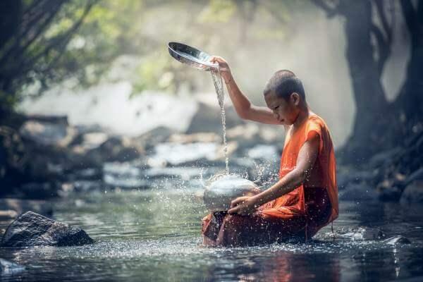 Agua, la madre del té manantial PruebaTé