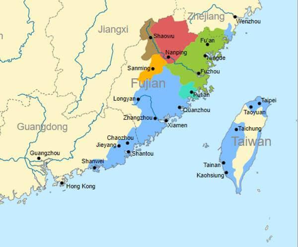 Cata de Oolong DaHongPao WuYi Fujian Taiwán