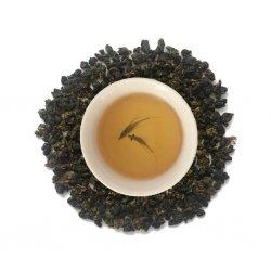 Oolong Tieguanyin Tradicional hojas y licor PruebaTé