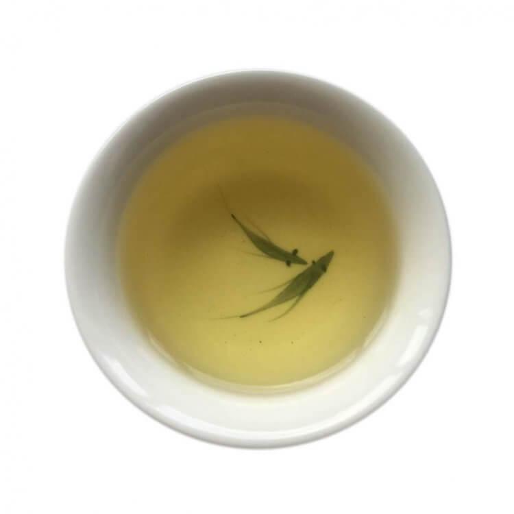 Oolong Verde Alishan alta montaña licor PruebaTé