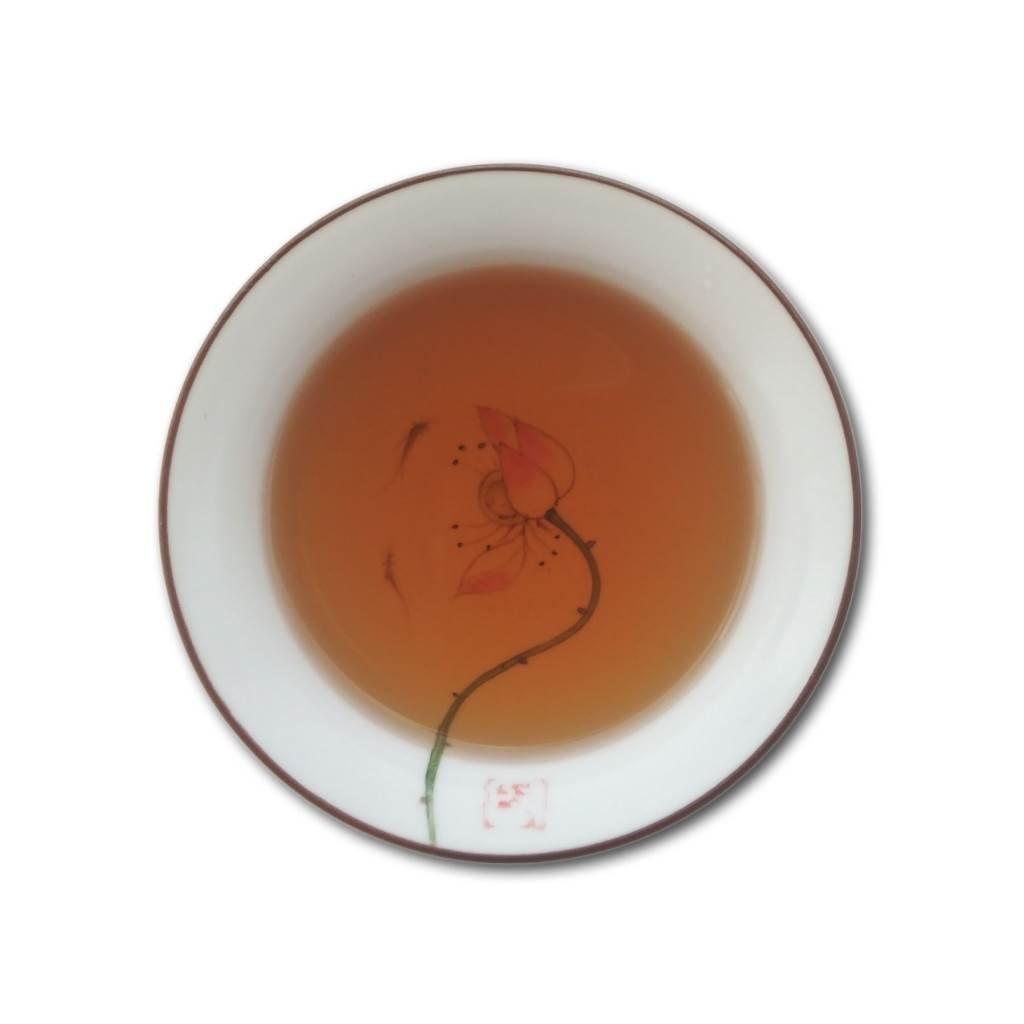 Oolong rojo alegría HeHuanShan licor PruebaTé