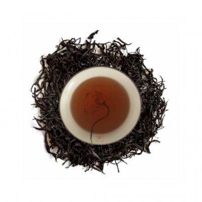 Té rojo rima hongyun licor hojas PruebaTé