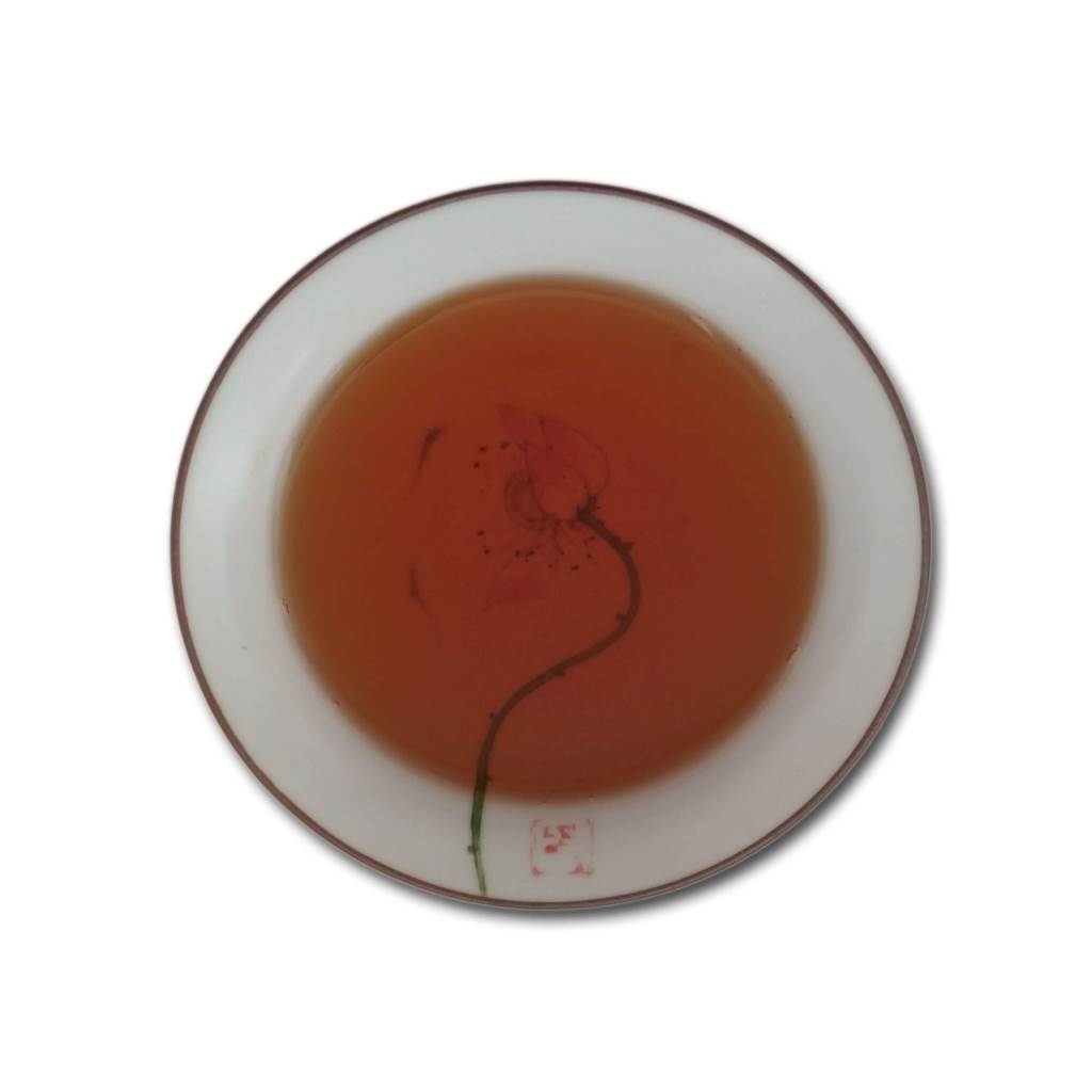 Té rojo rima hongyun licor PruebaTé
