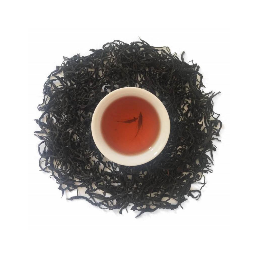 Té rojo salvaje licor y hojas PruebaTé