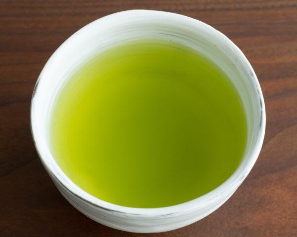 Té verde sencha