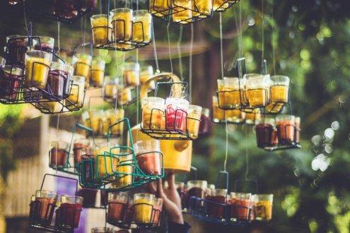 Guía: los colores del té