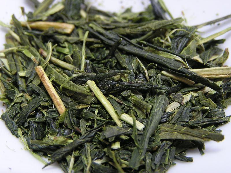 Aracha té verde japonés
