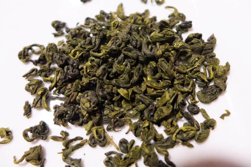biluochun té verde chino