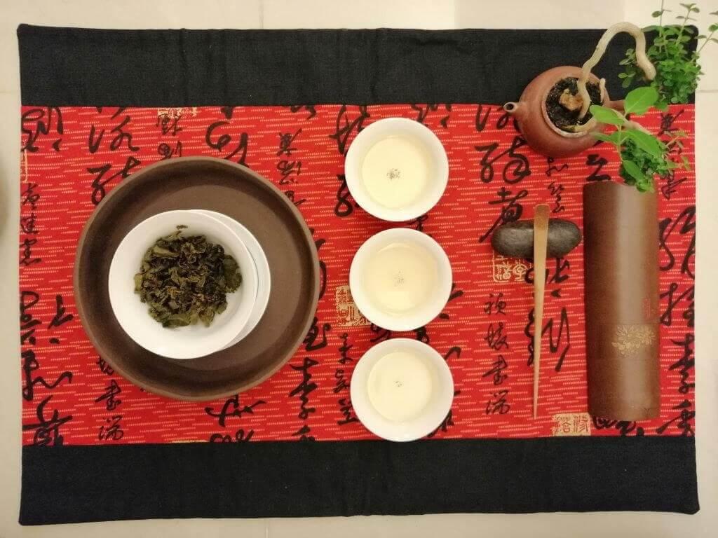 primavera eterna sijichun chaxi infusión