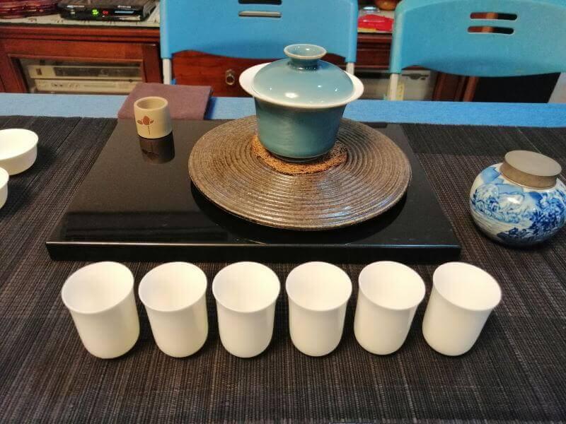 Cómo quedé el último en una competición de té en Taiwán definitiva