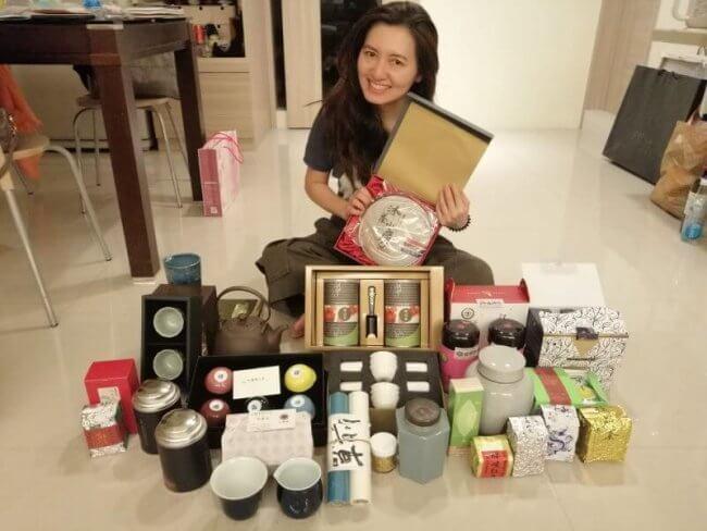 Cómo quedé el último en una competición de té en Taiwán el botín
