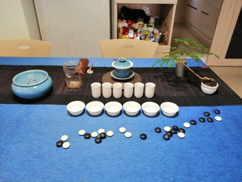 Cómo quedé el último en una competición de té en Taiwán idea original