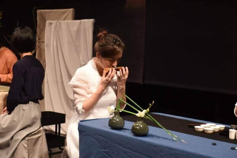 Cómo quedé el último en una competición de té en Taiwán oliendo las hojas en seco